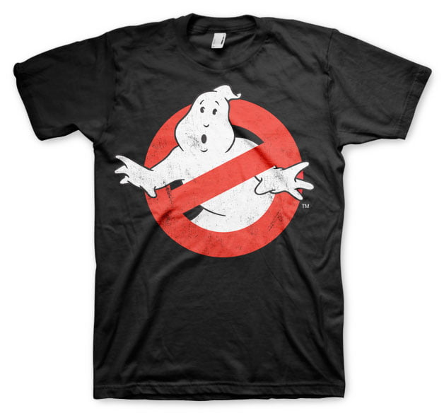 Ghostbusters Distressed Logo T-Shirt thumbnail