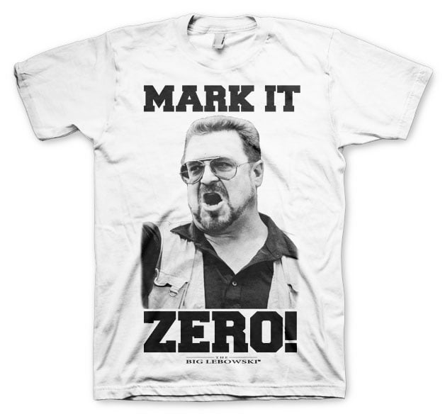 Mark It Zero T-Shirt thumbnail