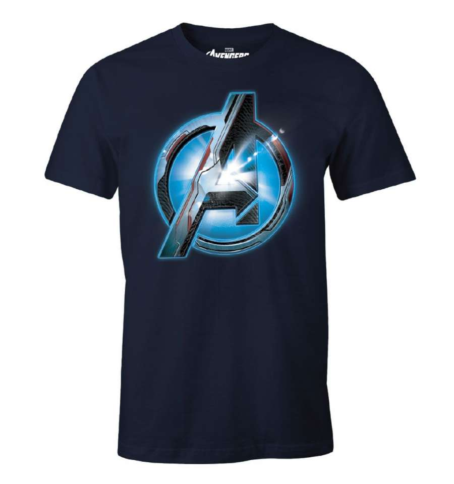 AVENGERS ENDGAME MARVEL T-SHIRT - AVENGERS OPTIC thumbnail