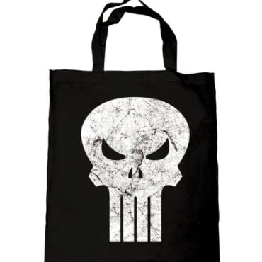 THE PUNISHER TOTE BAG Accessories Disney