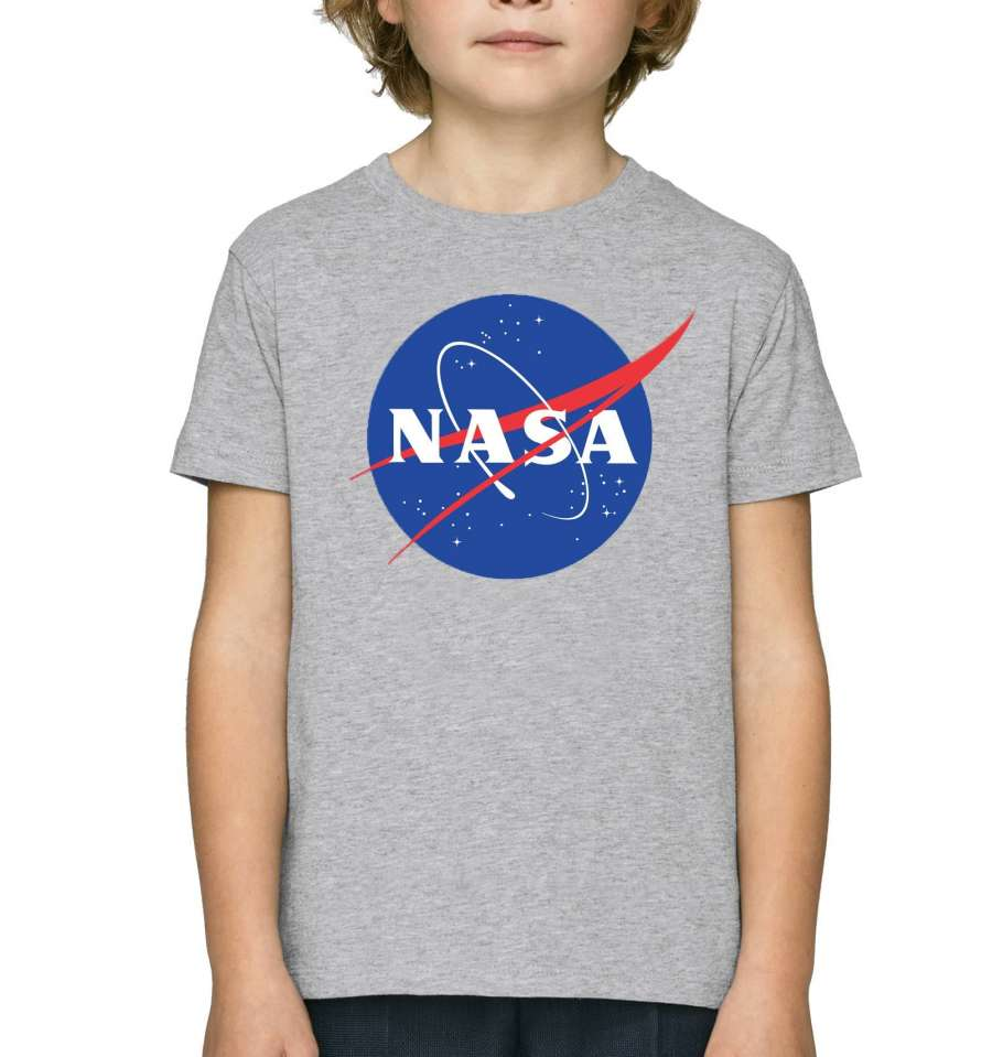 TSHIRT NASA ENFANT - LOGO NASA thumbnail