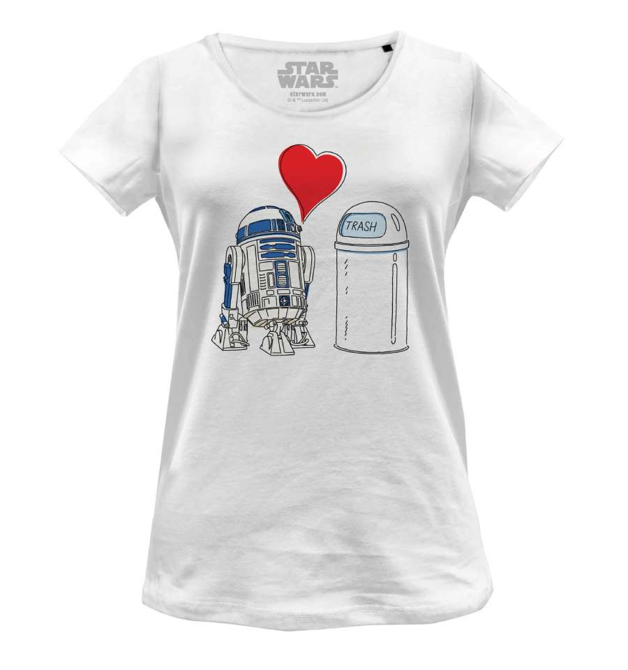 R2D2 TRASH LOVE thumbnail