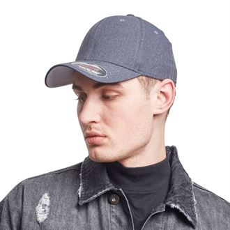 Flexfit poly-air melange cap thumbnail