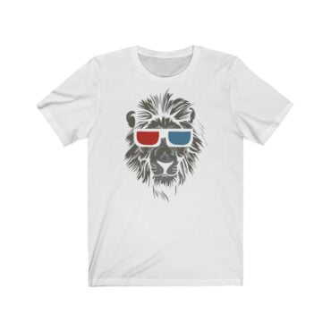 Unisex T-shirt: Cool Lion PBO Collection