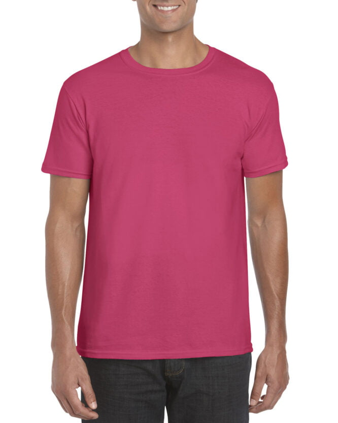 64000 Adult T Shirt Heliconia