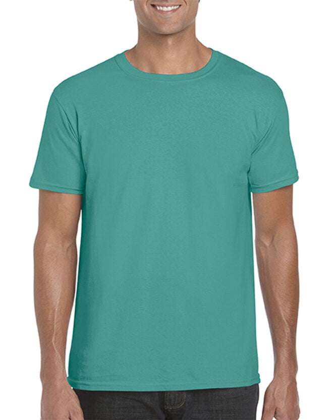 64000 Adult T Shirt Jade Dome